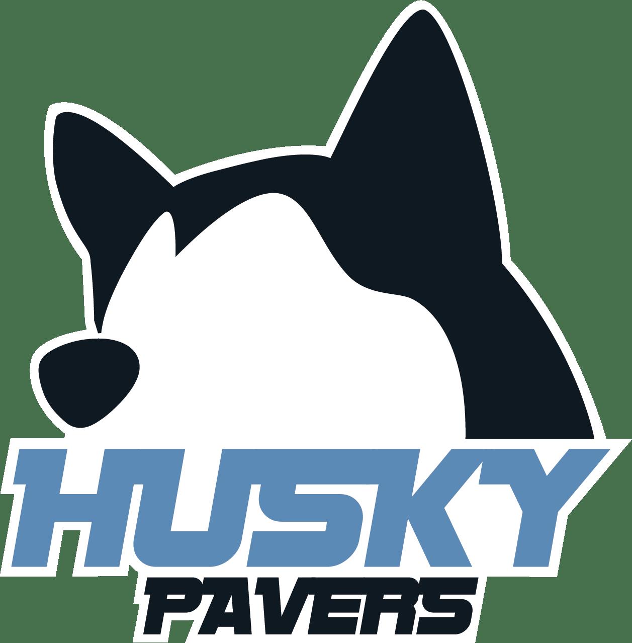 Huskey Pavers Logo